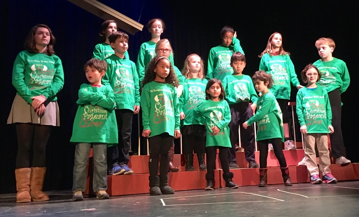 Best Christmas Pageant Ever T-Shirt Photo