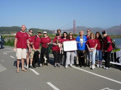 2006 Ms Walk San Francisco T-Shirt Photo