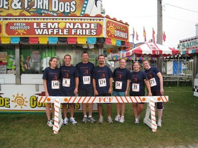 Fisher Fair 5k T-Shirt Photo