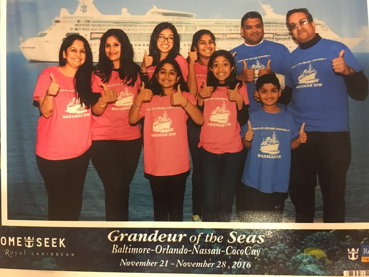 Bahamas Cruise T-Shirt Photo