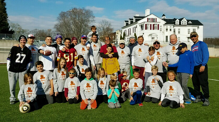 40th Annual Smoked Turkey Bowl T-Shirt Photo