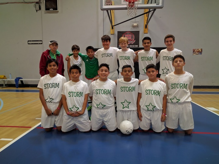 Storm U14 Indoor Soccer 2016 T-Shirt Photo