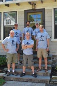 Mancamp 2009 T-Shirt Photo