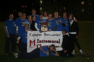 The Shady Express, Ultimate Frisbee Champions T-Shirt Photo