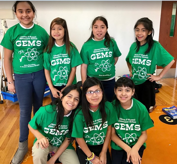 Girls Engineering  T-Shirt Photo