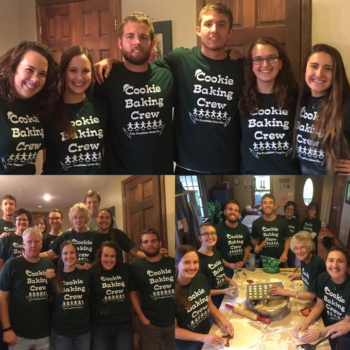 Cookie Baking Crew! T-Shirt Photo