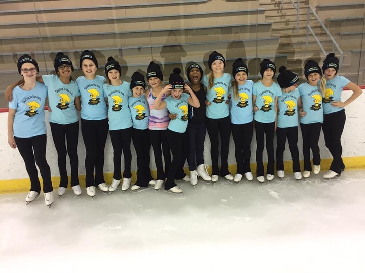 Skating Hats!  T-Shirt Photo