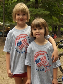 Sisters At The Family Reunion T-Shirt Photo