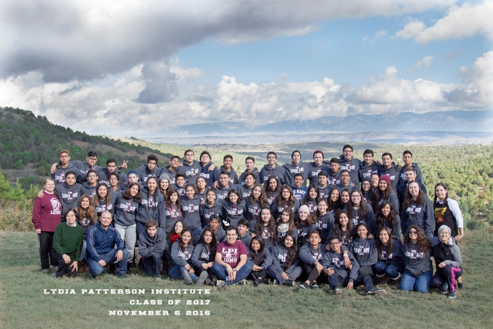Lydia Patterson Institute: Class Of 2017 T-Shirt Photo