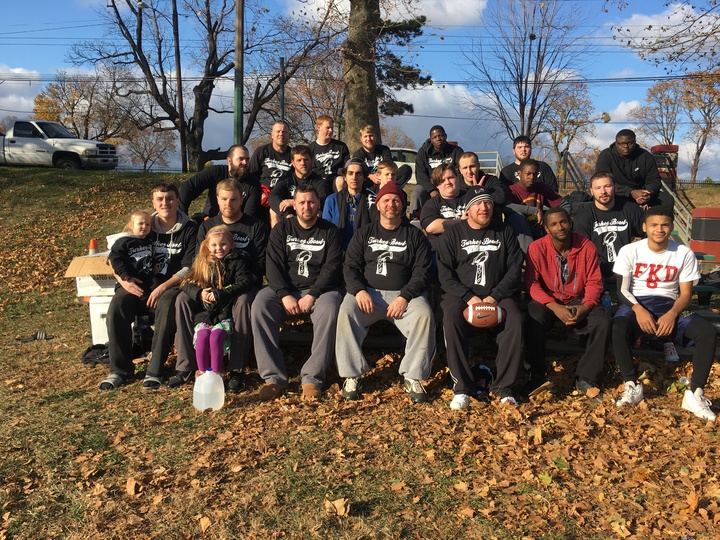 Turkey Bowl  T-Shirt Photo