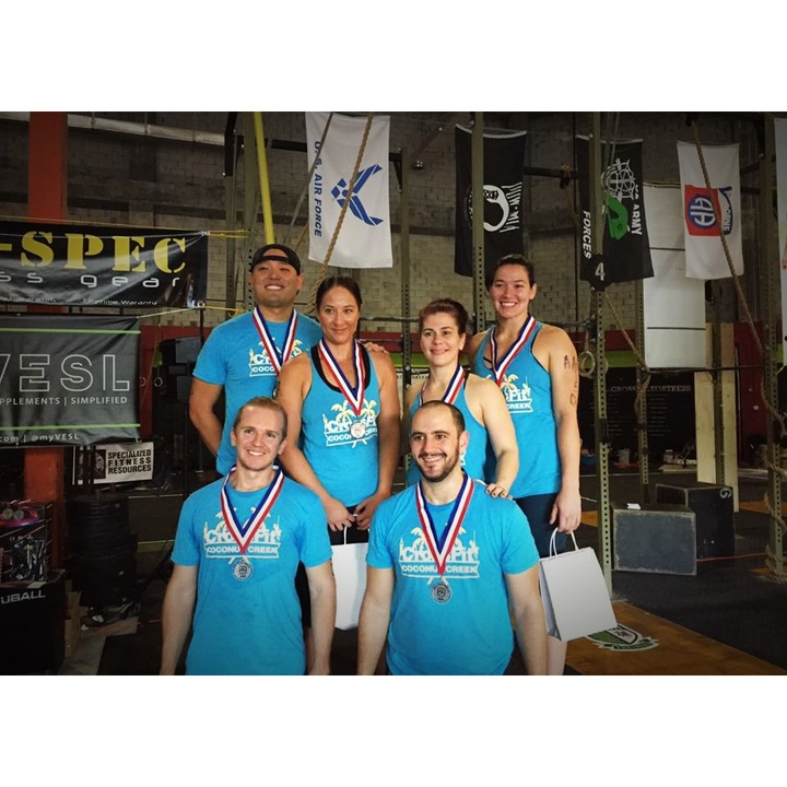 Crossfit Coconut Creek Champions  T-Shirt Photo
