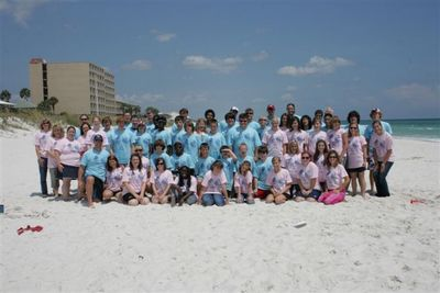 Gbcb Beach Retreat2009 T-Shirt Photo