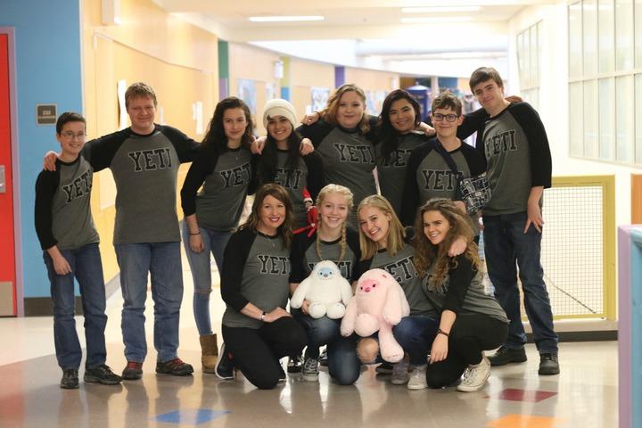 Yeti Crew T-Shirt Photo