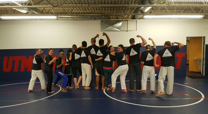 Liberty Jiu Jitsu T-Shirt Photo