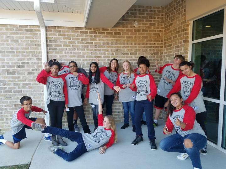 Twelve Team Shenanigans T-Shirt Photo