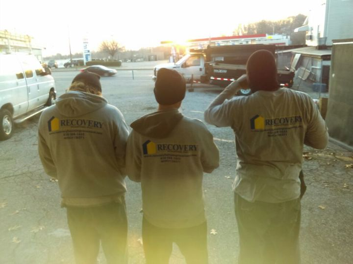 A Great Morning For Roofing! T-Shirt Photo
