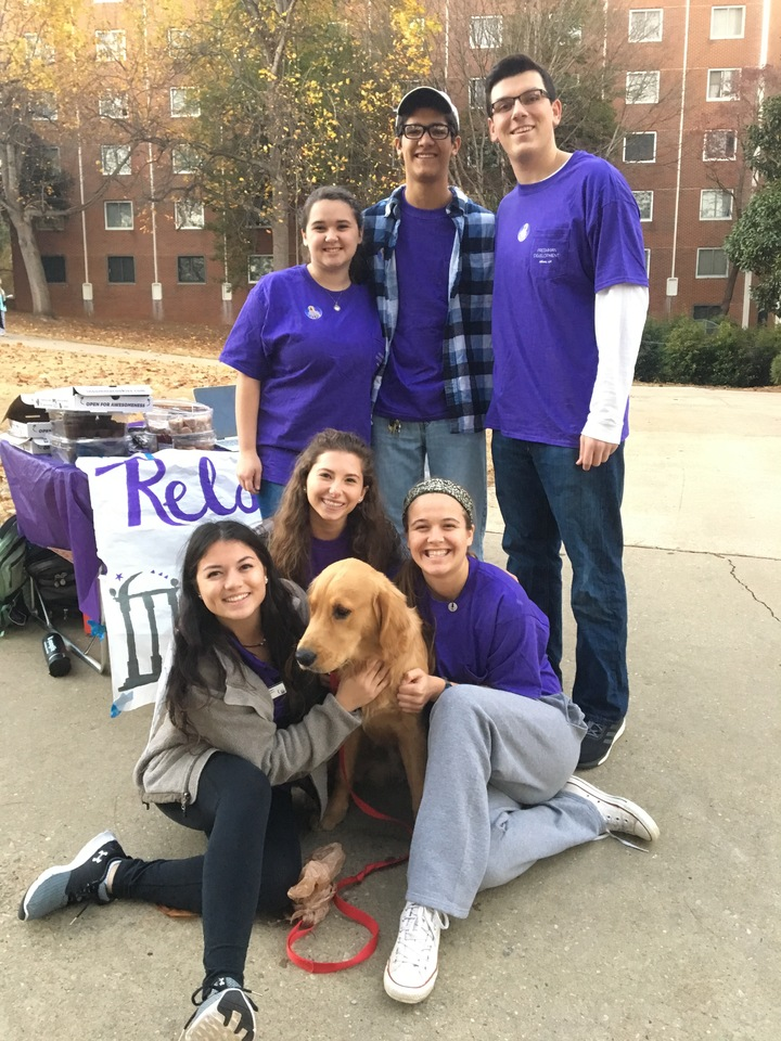 Uga Relay For Life T-Shirt Photo