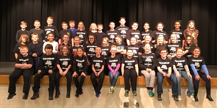 Drama Club 2016 T-Shirt Photo