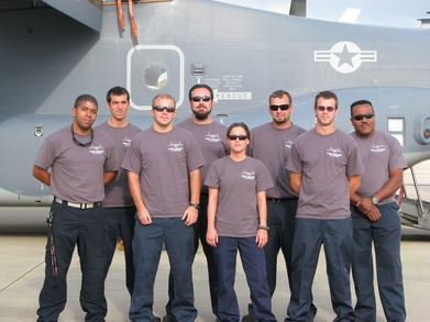 Cv 22 Maintenance Team T-Shirt Photo