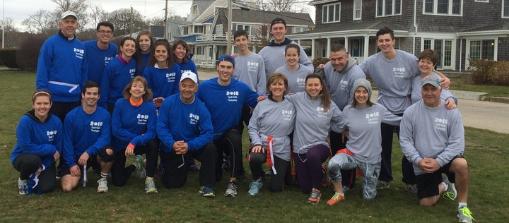 Sypek Family Thanksgiving Football Game T-Shirt Photo