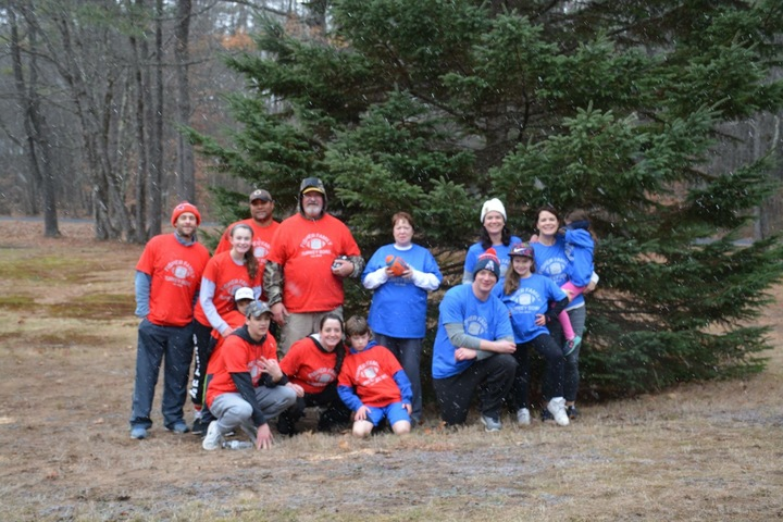 Fisher Family Turkey Bowl T-Shirt Photo