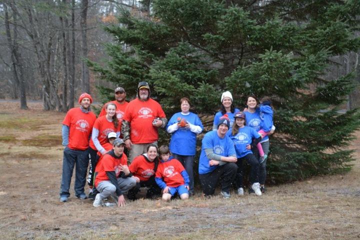 Fisher Family Turkey Bowl T-Shirt Photo