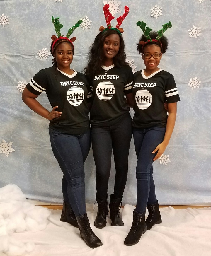 Baton Rouge Youth Coalition Step T-Shirt Photo