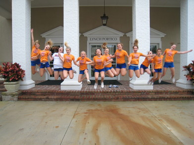 Bolles Middle Cheer T-Shirt Photo