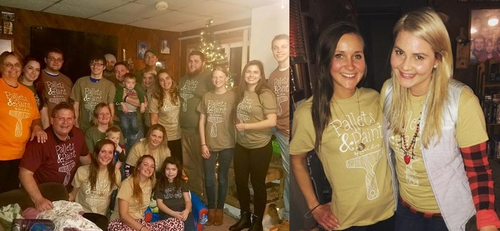Gr8est Gift Of All Is Family T-Shirt Photo