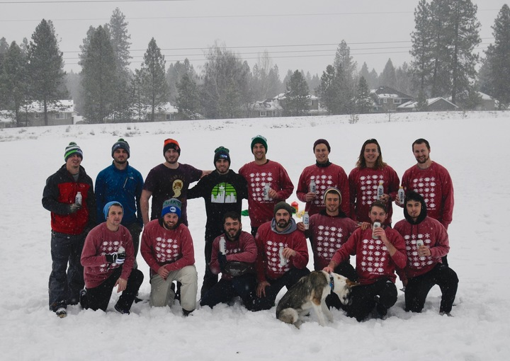 5th Annual Back 40 Bowl T-Shirt Photo