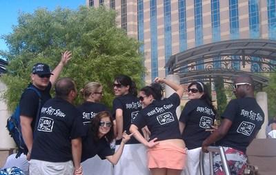 Vegas Shit Show! T-Shirt Photo