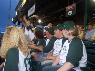 Annual Minor League Baseball Game T-Shirt Photo