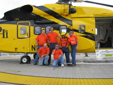 Hos Achiever Helo Flight Team T-Shirt Photo