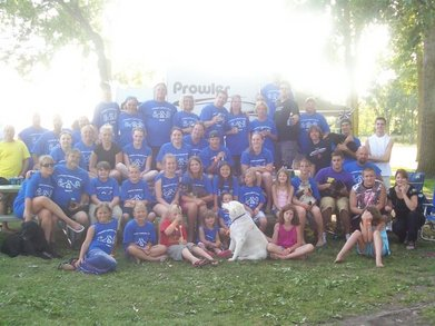 Ludeman Camping Craze 2009 T-Shirt Photo