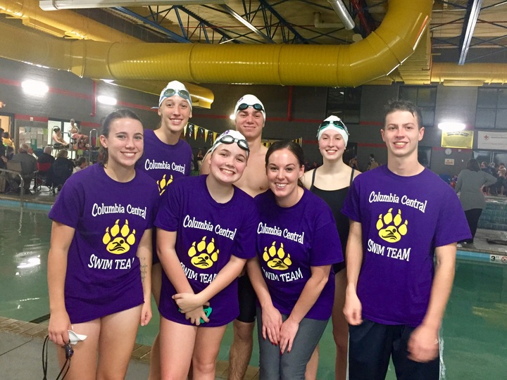 7b67d3368 Swimming T-Shirts - Design Ideas and Inspiring Photos for Your Group ...