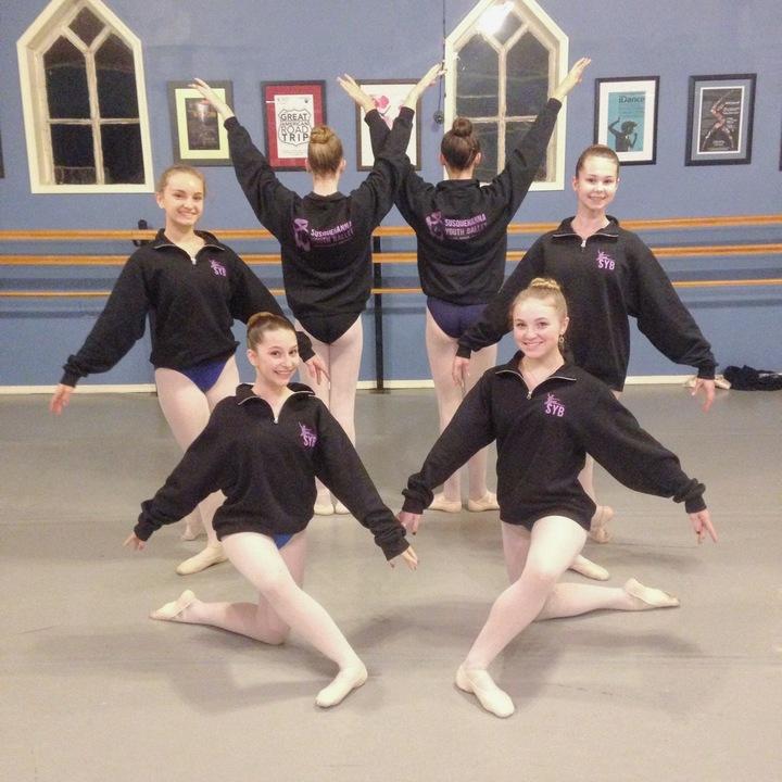 New Susquehanna Youth Ballet Uniforms T-Shirt Photo