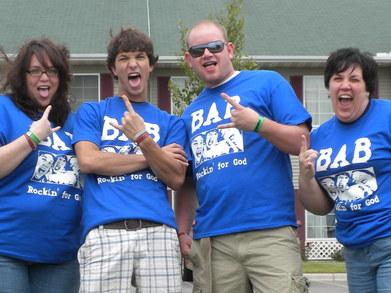 Bab! T-Shirt Photo