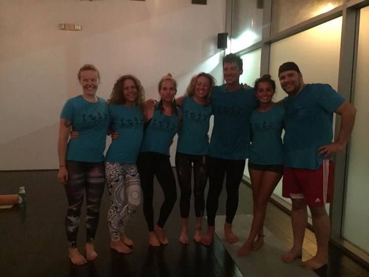 Group Acro T-Shirt Photo