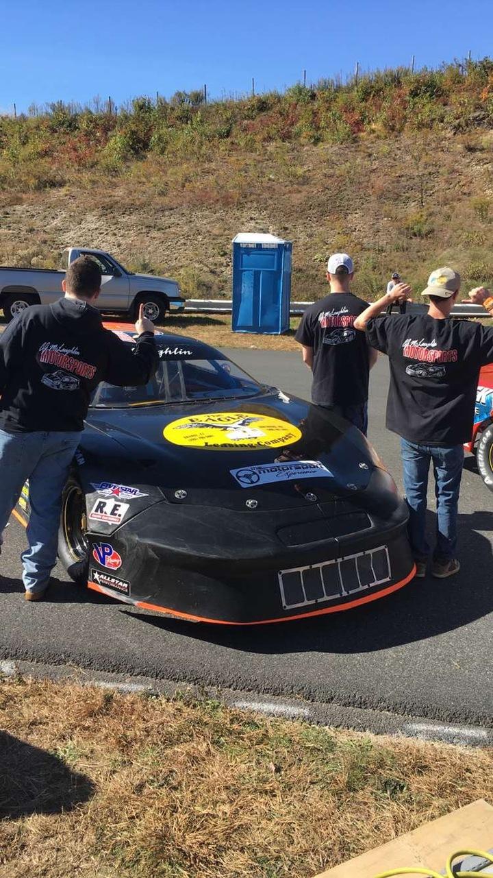 The Cj Racing Team  T-Shirt Photo