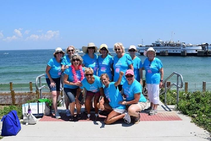 Deb's Divas Martha's Vineyard Cape Cod T-Shirt Photo