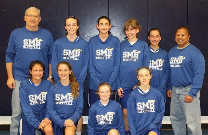 Smb Girls Basketball T-Shirt Photo