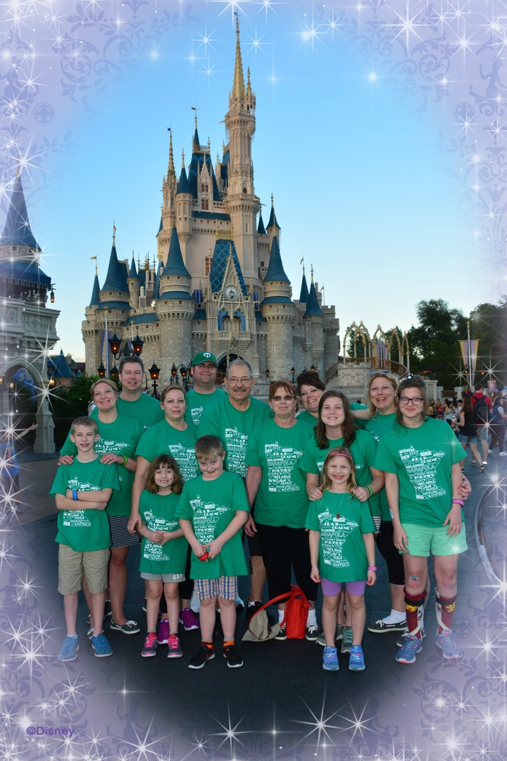 Garafola's In Disney World! T-Shirt Photo