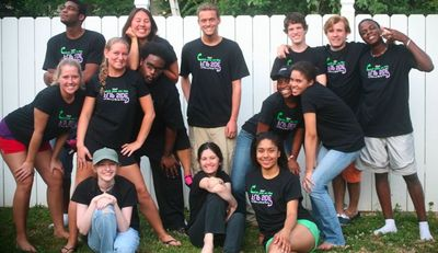 Flipside Cast T-Shirt Photo