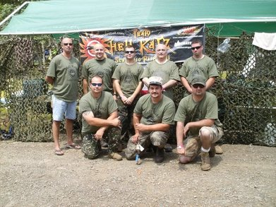 Team Hellkatz T-Shirt Photo