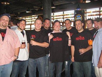 The Mazza Family Reunion T-Shirt Photo