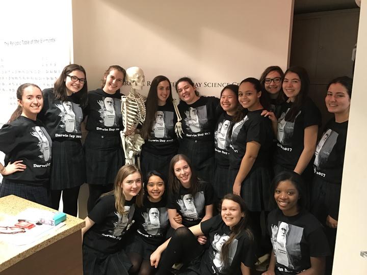 Darwin Bae For Darwin Day T-Shirt Photo