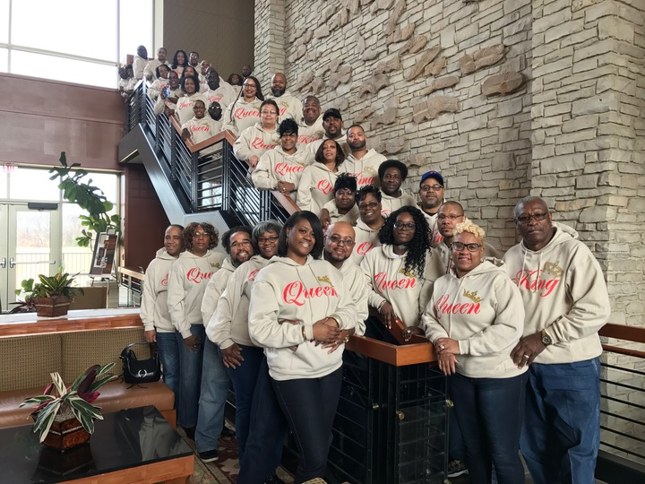 Bnna 2017 Married Couples Retreat T-Shirt Photo