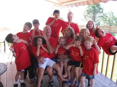 Cousins Camp 09 T-Shirt Photo