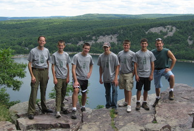 Bsa Troop 193 High Adventure Outing 2009 T-Shirt Photo