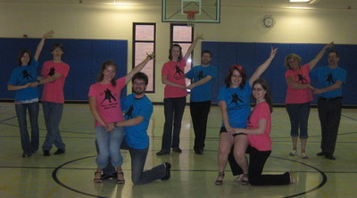 Nwtc Ballroom Dance Club T-Shirt Photo
